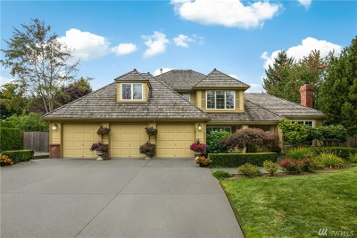 Duvall Single Family Home For Sale: 28016 NE 153rd Place