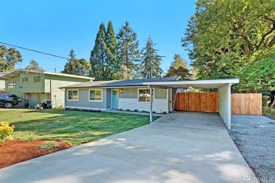 Lynnwood Single Family Home For Sale: 4924 194th St SW