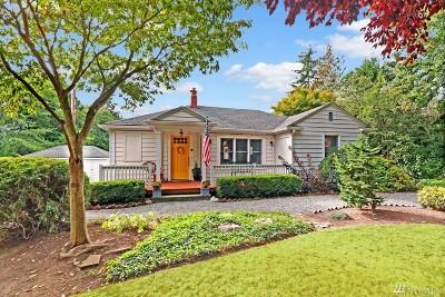 Edmonds Single Family Home For Sale: 845 Hindley Lane