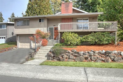 Federal Way Single Family Home For Sale: 29838 24th Place S