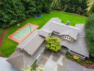 Issaquah Single Family Home For Sale: 13450 Issaquah Hobart Rd SE