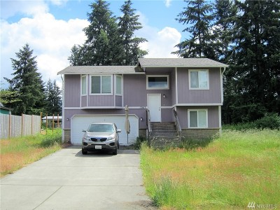 Bonney Lake WA Single Family Home For Sale: $225,000