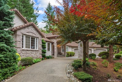 Gig Harbor Single Family Home For Sale: 509 33rd Ave NW