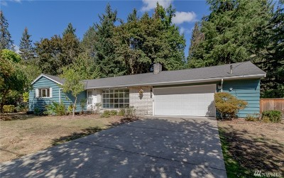 Bellevue Single Family Home For Sale: 16446 SE 35th St