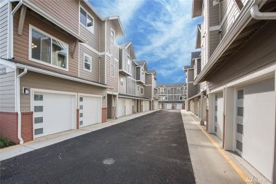 Edmonds Single Family Home For Sale: 7232 212th St SW #B