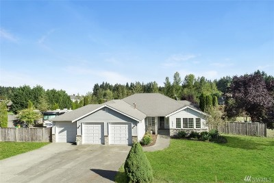 Graham WA Single Family Home For Sale: $449,950