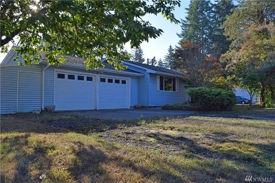Chehalis Single Family Home For Sale: 504 4th Ave NW