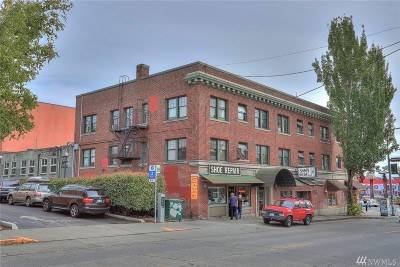 Seattle Commercial For Sale: 2056 NW Market St