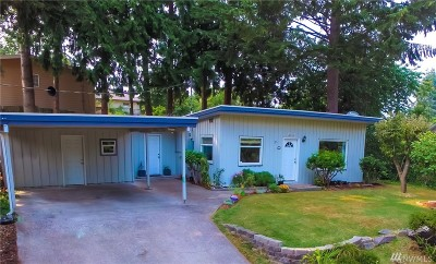 Renton Single Family Home For Sale: 3509 Meadow Ave N