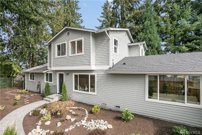 Edmonds Single Family Home For Sale: 8015 214 Place SW