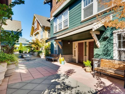 Seattle Condo/Townhouse For Sale: 5430 California Ave SW #3B