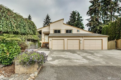 Edmonds Single Family Home For Sale: 5705 150th Place SW