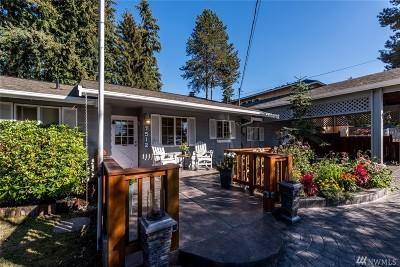 Kirkland Single Family Home For Sale: 7512 122nd Ave NE