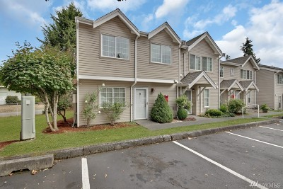 Federal Way Condo/Townhouse For Sale: 2100 S 336th St #m1