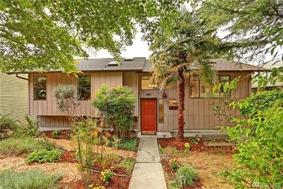 Seattle Single Family Home For Sale: 8415 24th Ave SW
