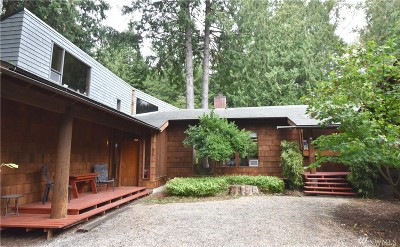 Mount Vernon Single Family Home For Sale: 21625 Little Mountain Rd