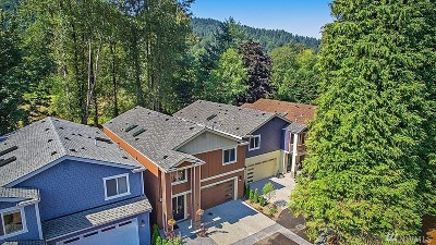 Issaquah Single Family Home For Sale: 1019 Front St S