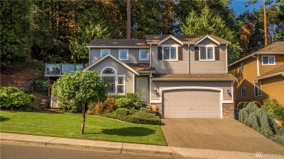 Puyallup Single Family Home For Sale: 1518 7th St SE