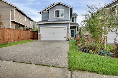 Puyallup Single Family Home For Sale: 7924 164th St E