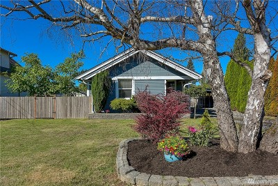 Bellingham Single Family Home For Sale: 3101 Greenwood Ave