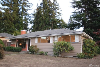 Bellevue Single Family Home For Sale: 13803 SE 40th St
