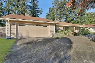 Pierce County Single Family Home For Sale: 8503 116th St SW