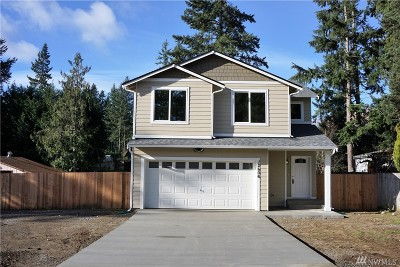 Pierce County Single Family Home For Sale: 10114 202nd Ave E