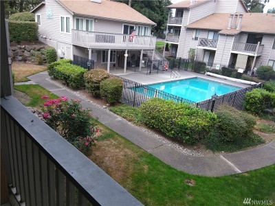 Federal Way Condo/Townhouse For Sale: 33010 S 17 Place