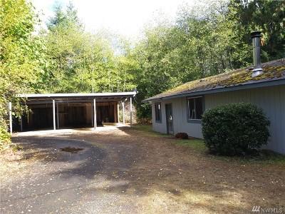 Shelton Single Family Home For Sale: 7571 SE Lynch Rd