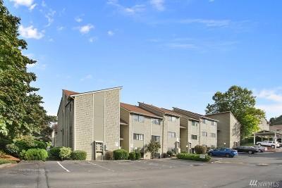 Renton Condo/Townhouse For Sale: 2020 Grant Ave S #A201
