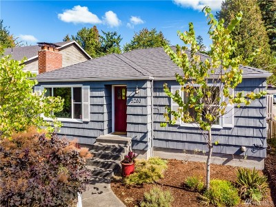 King County Single Family Home For Sale: 9200 5th Ave NE