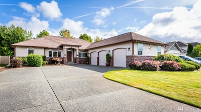 Orting Single Family Home For Sale: 15405 148th Av Ct E