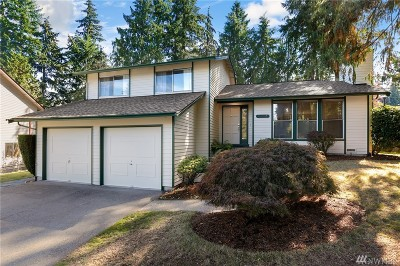 Everett Single Family Home For Sale: 12628 50th Dr SE