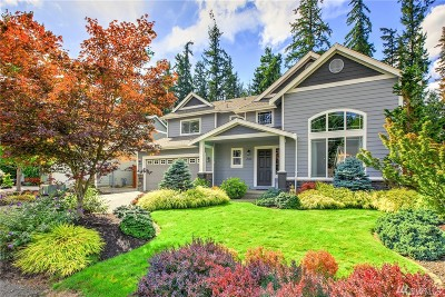 Orting Single Family Home For Sale: 20412 190th Ave E
