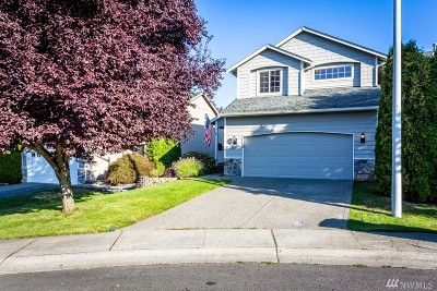 Puyallup Single Family Home For Sale: 6705 135th St E