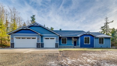 Yelm Single Family Home For Sale: 14736 Rocky Blue Acres Lane SE