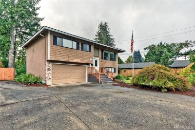 Tumwater Single Family Home For Sale: 511 Blass Ave SE