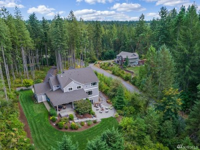 Gig Harbor Single Family Home For Sale: 2707 122nd St NW