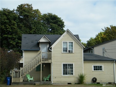 Pierce County Multi Family Home For Sale: 3637 S M St