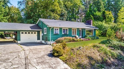 Federal Way Single Family Home For Sale: 831 S 373rd Place