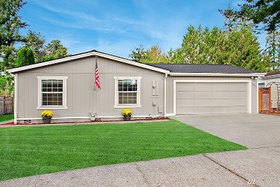 Covington Single Family Home For Sale: 18318 SE 263rd Place