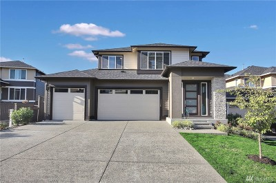 Maple Valley Single Family Home For Sale: 24271 SE 275th Ct