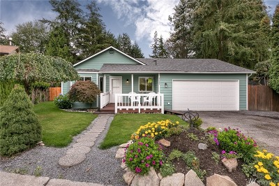 Bothell Single Family Home For Sale: 17425 28th Ave SE