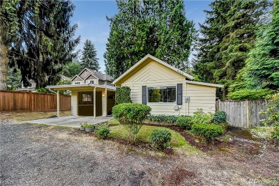 Kirkland Single Family Home For Sale: 10213 NE 124th St