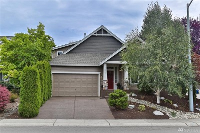 Mill Creek Single Family Home Contingent: 13731 40th Dr SE