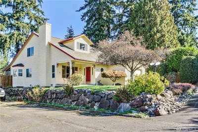 Kirkland Single Family Home Contingent: 13322 124th Ave NE