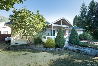Maple Valley Single Family Home For Sale: 22030 SE 266th Place