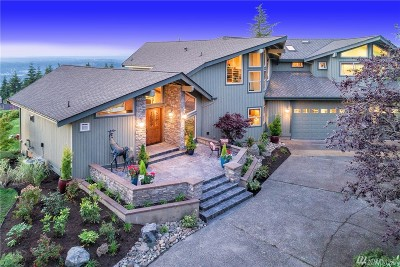 Issaquah Single Family Home For Sale: 3350 Timberview Ct SW