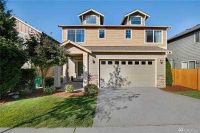 Bothell Single Family Home For Sale: 16428 42nd Dr SE