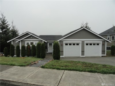 Centralia Single Family Home For Sale: 1514 Winterwood Dr